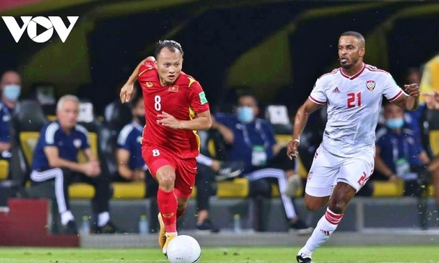 Vietnam advances to 3rd round of World Cup qualifiers for the first time ever