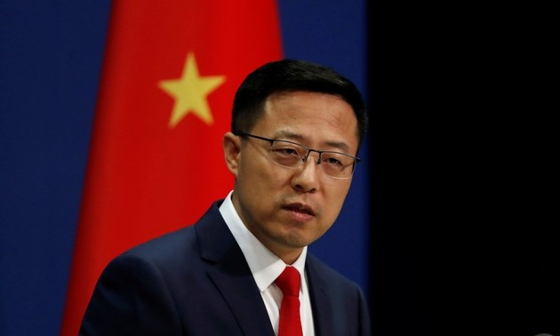 China says any attempt to undermine China-Russia relations is doomed to fail