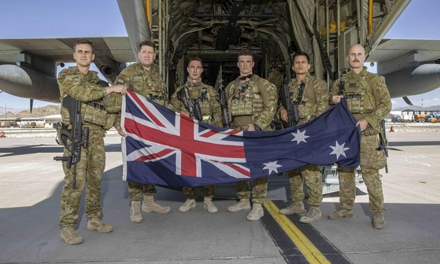 All Australian troops withdraw from Afghanistan