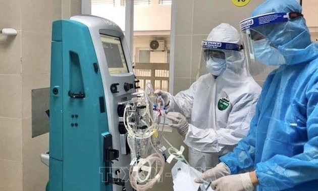 Hanoi to ensure medical oxygen for 40,000 COVID-19 patients