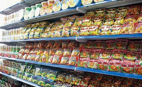 Vietnam becomes world's third largest instant noodles market