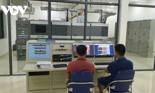 VOV expands broadcasting coverage in East Sea