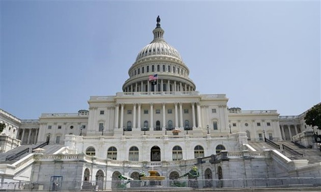 US Senate passes bill to raise debt ceiling into early December