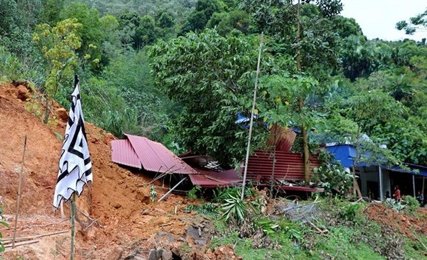 3 killed, 4 injured in heavy rains, floods