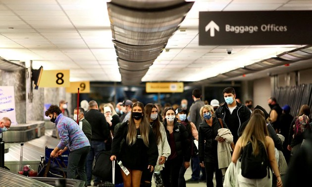US will accept mixed doses of vaccines from international travelers