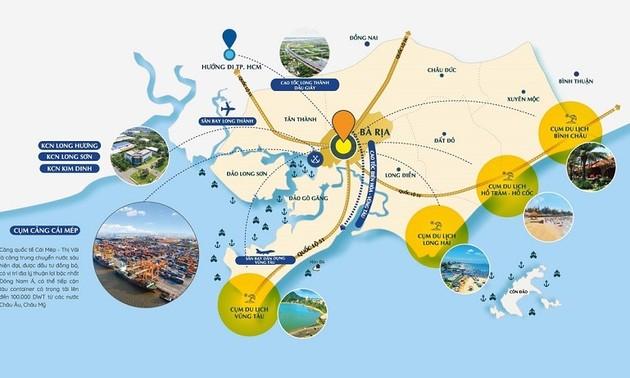 Provinsi Ba Ria-Vung Tau membangun rantai konektivitas dalam mengembangkan pariwisata