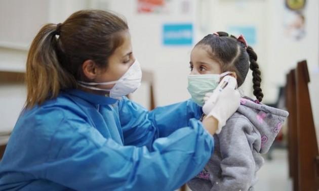 AS Catat Rekor Jumlah Tertinggi Anak-Anak yang Terinfeksi Covid-19