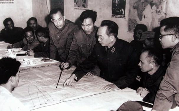 Jenderal Vo Nguyen Giap dan Tonggak-Tonggak  Sejarah