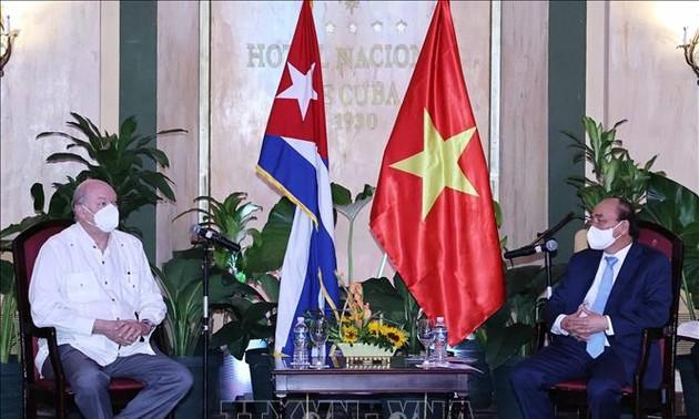 Vietnam Akan Dorong Berbagai Proyek Investasi di Zona Perkembangan Khusus Mariel, Kuba