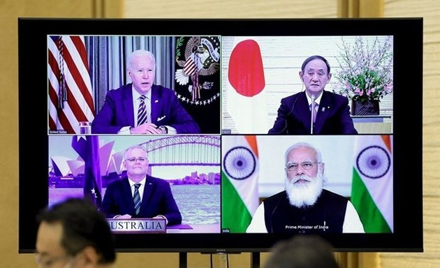 Dialog Keamanan Kuardrilateral Tekankan Pentingnya di Kawasan Indo-Pasifik yang Bebas dan Terbuka, Imbau Perdamaian di Kawasan Itu