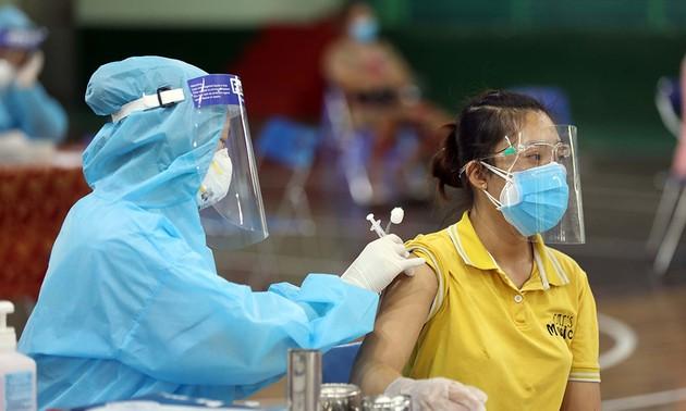 Vietnam Junjung Tinggi Pentingnya dalam Universalisasi Vaksin Covid-19 dalam Situasi Normal Baru