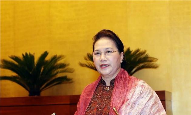 Parlamentspräsidentin: Investition in die Region ethnischer Minderheiten ist Investition in die nachhaltige Entwicklung