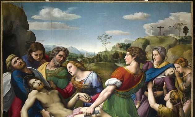 Digitale Ausstellung über den berühmten Renaissance-Maler Raffael in Hanoi