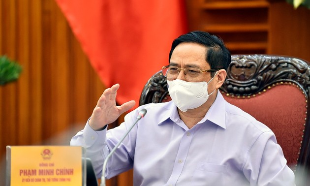 Premierminister Pham Minh Chinh: die Gesetzgebung weiterhin erneuern