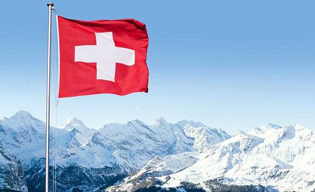 Glückwunschtelegramm zum schweizerischen Nationalfeiertag