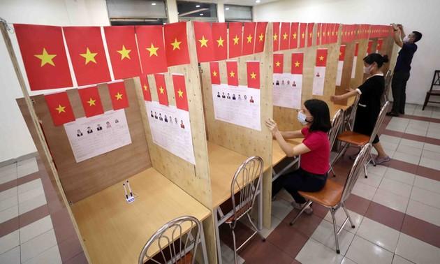 지방 선거 안전 보장