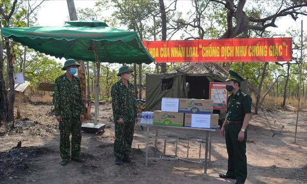 닥락 (Đắk Lắk)성, 모든 의료시설에 대한 코로나19 방역 방안 추진