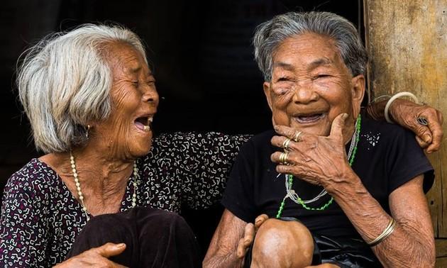 베트남 노인의 날: 황혼기의 미(美)