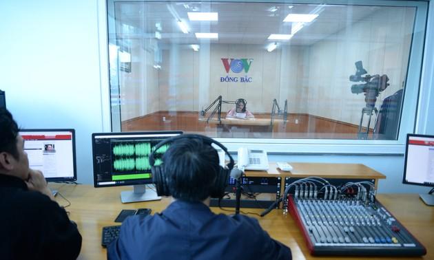 베트남의 소리 라디오 방송국 따이(Tày) –눙 (Nùng) 소수민족 언어 방송 프로그램