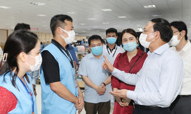 행정개혁을 선도하는 꽝닌 (Quảng Ninh)성