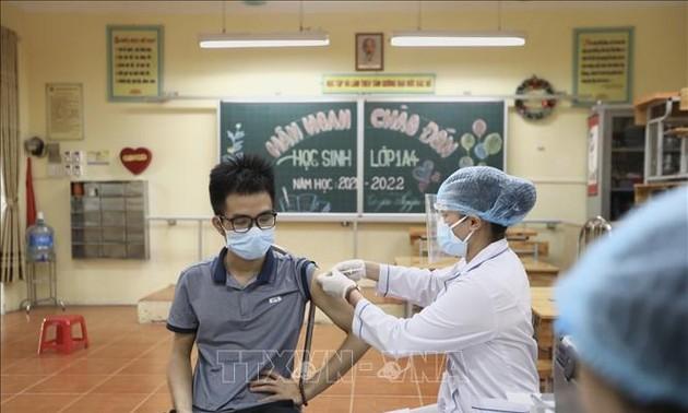 9월 25일 저녁, 베트남 국내 감염사례 9706건 발생