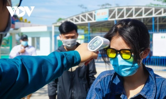 9월 27일 저녁, 베트남 국내 감염사례 10000건 이상 완치