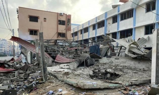 Piden alto el fuego y fin de la violencia en la Franja de Gaza