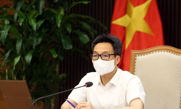 Bantuan Persediaan dan Produk yang Mencukupi untuk Bac Ninh dan Bac Giang