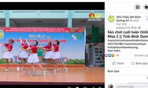 Musim Panas Khusus Anak-Anak di Binh Duong
