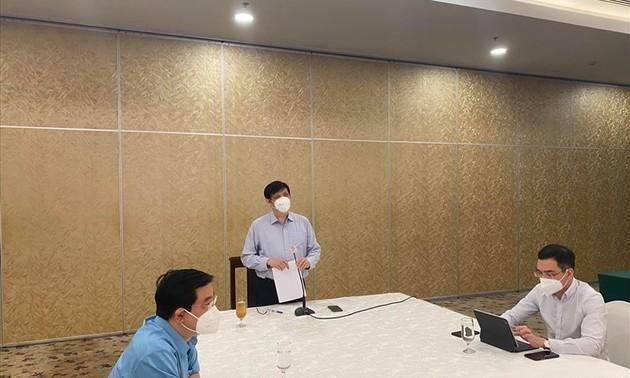 Kementerian Kesehatan Rekomendasikan Daerah untuk Proaktif Untuk Skenario Anti-Pandemi Yang Lebih Tinggi.