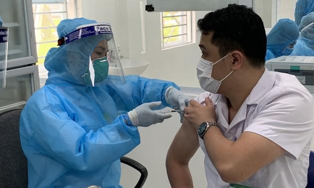 国会常委会批准动用12万亿越盾中央预算节余来购买新冠疫苗