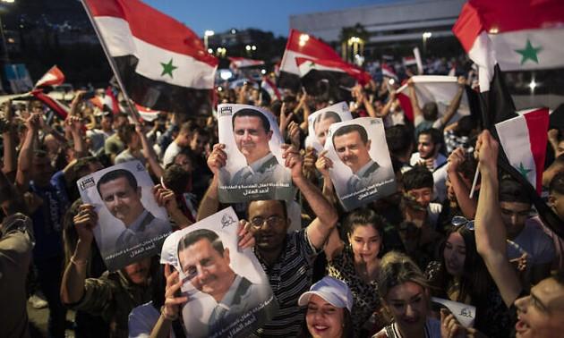 叙利亚总统新任期的优势与挑战