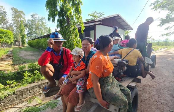 缅甸与东盟努力稳定缅甸局势