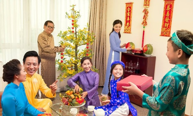 """2021年越南家庭日:""""和平的家庭-幸福的社会"""""""