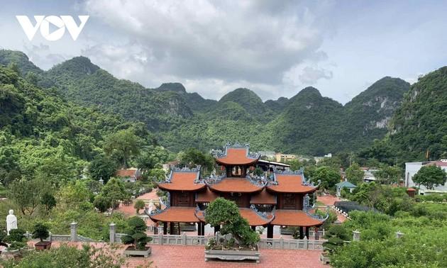 新青寺——北端边境的虔灵界碑