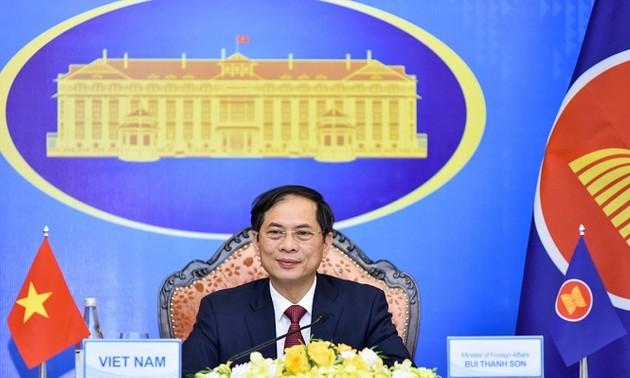 越南积极参与2025年后东盟共同体愿景建设进程