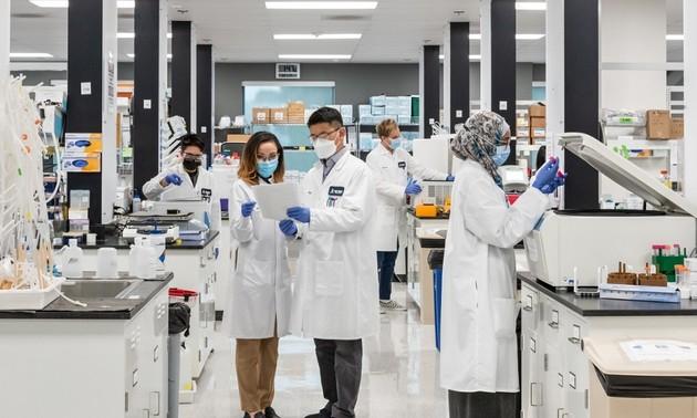 越南Vingroup集团与美国公司签署新冠疫苗技术转让协议