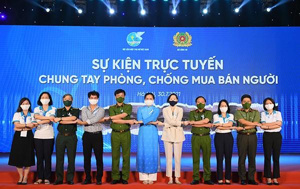 越南关心、确保移民安全 预防和打击人口贩运