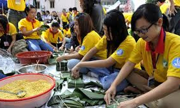 12,000 students join Spring volunteer campaign