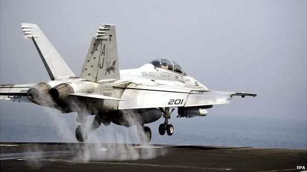 The US assists Iraq to retake Mosul dam