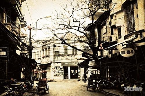 Life in Hanoi's Old Quarter