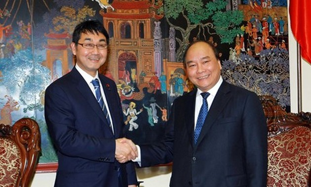 Relations with Japan considered one of Vietnam's top foreign policies