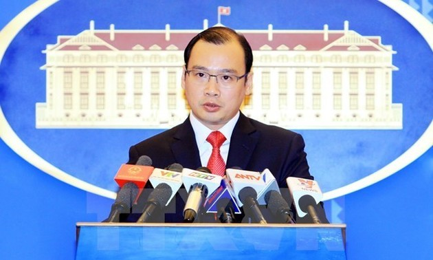 Vietnam reacts over case brought by the Philippines against China