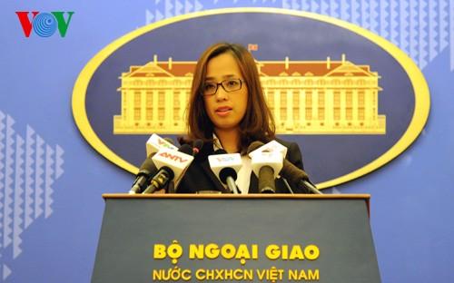 Vietnam supports international community's efforts to fight terrorism