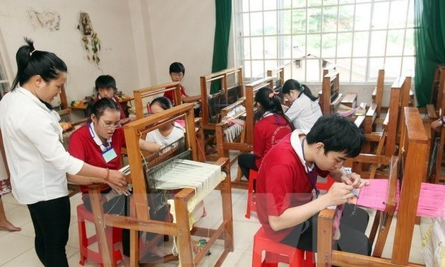 """Project """"Promoting integration for people with disabilities in Vietnam"""" launched"""