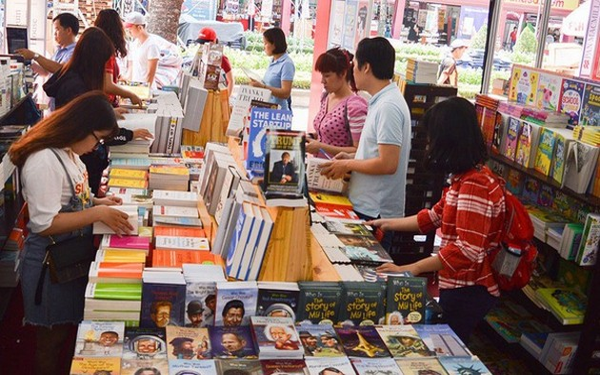 Ho Chi Minh City Book Festival 2018 opens