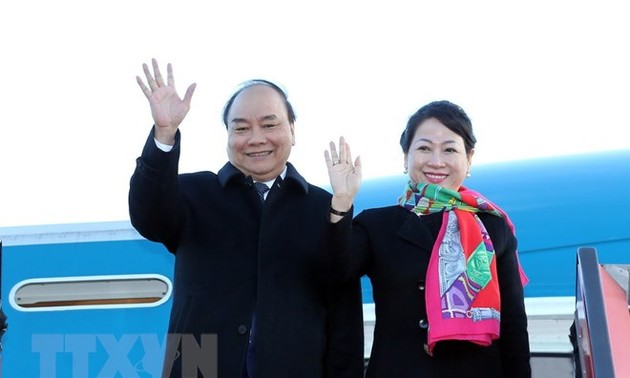 PM Nguyen Xuan Phuc concludes EU trip