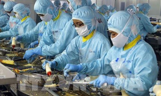 Vietnam targets 10 billion USD from seafood exports in 2019