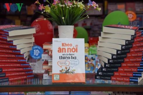 6th Vietnam Book Day opens in Hanoi