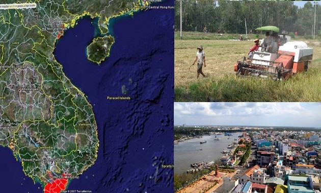 Mekong Delta re-plans in response to climate change